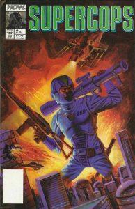 Supercops #2 (1990)