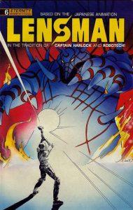 Lensman: The Secret of the Lens #6 (1990)