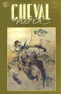Cheval Noir #12 (1990)