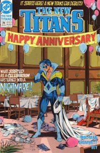 The New Titans #71 (1990)