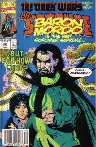 Doctor Strange, Sorcerer Supreme #22 (1990)