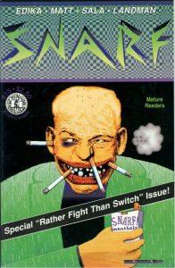 Snarf #15 (1990)