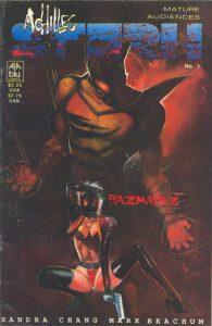 Achilles Storm/Razmataz #1 (1990)
