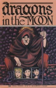 Dragons in the Moon #2 (1990)