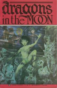 Dragons in the Moon #1 (1990)