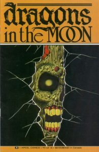 Dragons in the Moon #3 (1990)