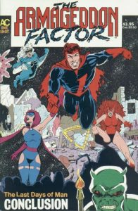 Armageddon Factor: The Conclusion #[3] (1990)
