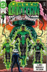 Green Lantern #6 (1990)