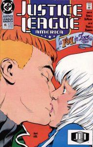 Justice League America #45 (1990)