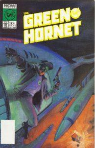 The Green Hornet #12 (1990)