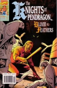 The Knights of Pendragon #4 (1990)