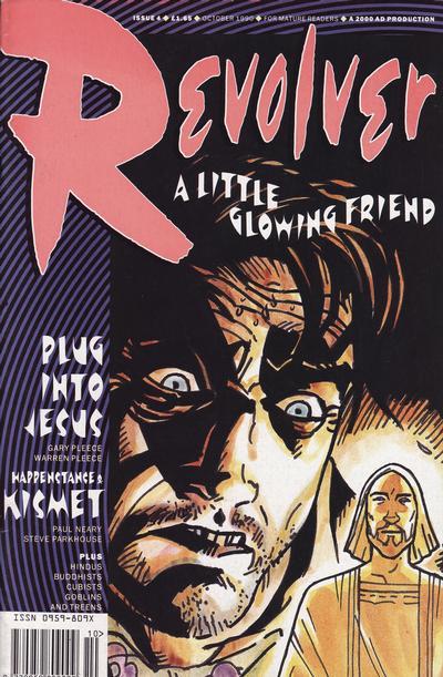 Revolver #4 (1990)