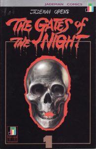 Jademan Opens: The Gates of the Night #1 (1990)