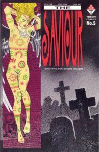 Saviour #5 (1990)