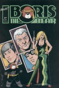 Boris the Bear #27 (1990)