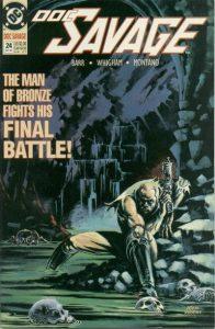 Doc Savage #24 (1990)