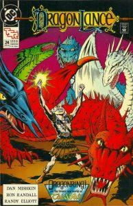 Dragonlance #24 (1990)