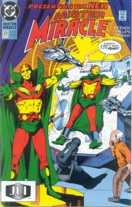 Mister Miracle #22 (1990)