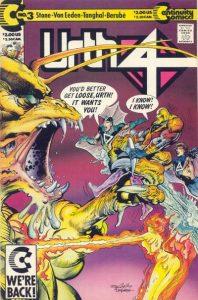 Urth 4 #3 (1990)