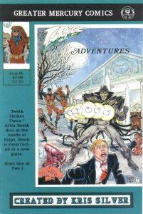 Grips Adventures #6 (1990)