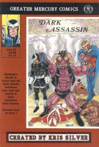 Dark Assassin #6 (1990)