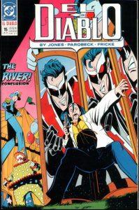 El Diablo #15 (1990)
