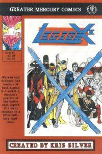 Legion X-2 #5 (1990)