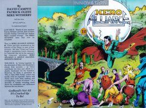 Hero Alliance #10 (1990)