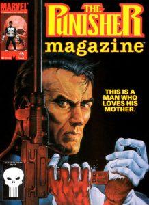 The Punisher Magazine #15 (1990)