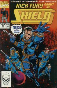 Nick Fury, Agent of S.H.I.E.L.D. #16 (1990)