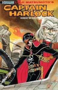 Captain Harlock #9 (1990)