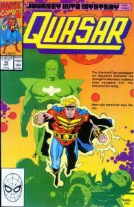 Quasar #15 (1990)