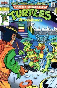 Teenage Mutant Ninja Turtles Adventures #16 (1990)