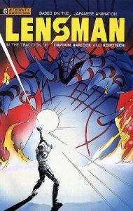 Lensman #6 (1990)