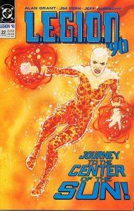 L.E.G.I.O.N. '90 #22 (1990)