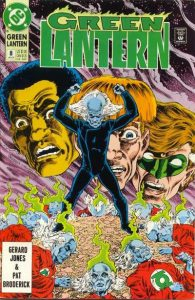 Green Lantern #8 (1990)