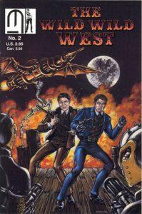 The Wild Wild West #2 (1990)