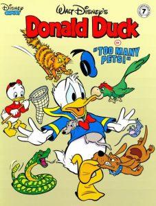 Disney Comics Album #7 (1990)