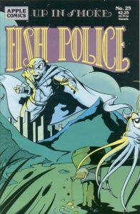 Fish Police #25 (1990)