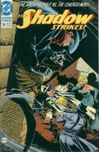 The Shadow Strikes! #14 (1990)