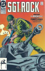 Sgt. Rock Special #10 (1990)