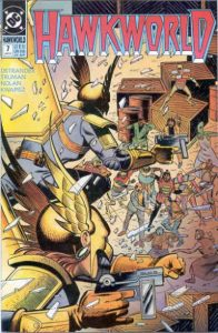 Hawkworld #7 (1990)
