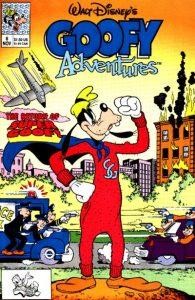 Goofy Adventures #6 (1990)