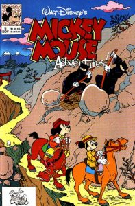 Mickey Mouse Adventures #6 (1990)