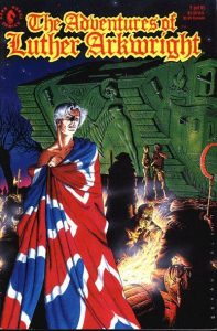 Adventures of Luther Arkwright #7 (1990)