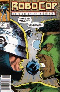 RoboCop #9 (1990)