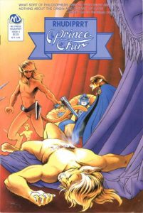 Rhudiprrt, Prince of Fur #4 (1990)