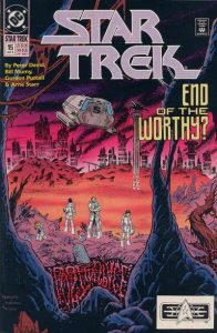 Star Trek #15 (1990)