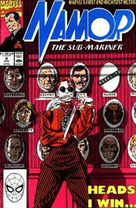 Namor, the Sub-Mariner #8 (1990)