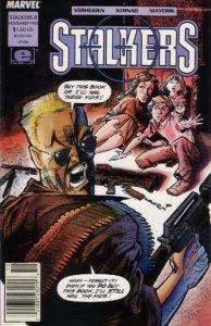Stalkers #8 (1990)